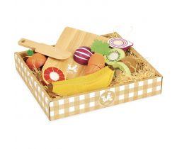 Dřevěné potraviny Vilac Ovoce a zelenina
