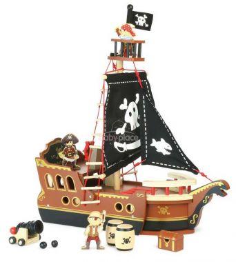 Pirátská loď Vilac