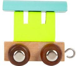 Vláček barevný vagónek Small Foot