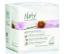 Vložky 10 ks Naty Nature Womencare Noční