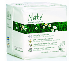 Vložky 13 ks Naty Nature Womencare Super