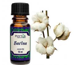Vonný olej 10 ml Phytos Bavlna