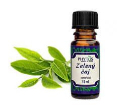 Vonný olej 10 ml Phytos Zelený čaj