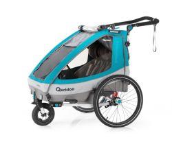 Vozík za kolo Qeridoo Sportrex 2