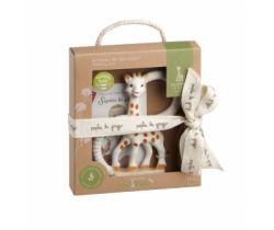 Vulli Sophie So´Pure žirafa kousátko extra měkké