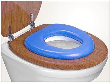 WC sedátko  modré Reer