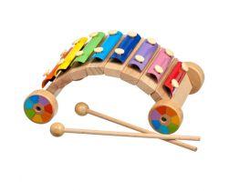 Xylofón Lucy&Leo Rainbow Tunes