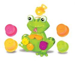 Žabák do koupele Ludi