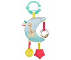 Závěsný měsíc s melodií Vulli Žirafa Sophie
