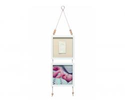Závěsný rámeček Baby Art Hanging Frame Double