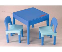 Židle a stůl Tega Baby Building Block
