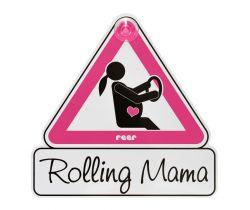 Značka do auta pro těhotné Reer MommyLine