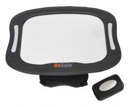 Zrcátko se světýlkem BeSafe Baby Mirror XL
